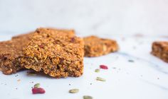 Superfood Granola Bar Recipe (Gluten-Free, Vegan) - mindbodygreen.com