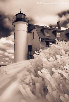 Lake Michigan Photography, Sunset Photo, Beach Photograph ...