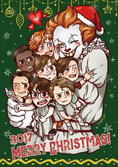 ...I LOVE IT. (pun not intended) I love the image, and the new IT movie!!