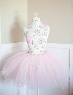 Put your tutu on princess and dance your cares and trouble away, darlin !