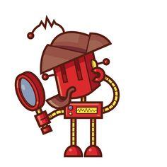 Plugin Robot Detective by b-sidestudios