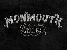 Monmouth, Wales by Ian Barnard
