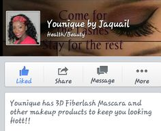 Ladies this is for you https://www.youniqueproducts.com/JaquailLewis/party/267067/view