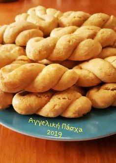 Πασχαλινά κουλουράκια συνταγές - 105 συνταγές - Cookpad Greek Desserts, Greek Cooking, Hot Dog Buns, Biscuits, Easy Meals, Easter, Bread, Cookies, Vegetables