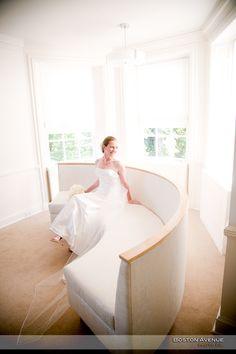 simple, elegant Justina McCaffrey dress - photo by Boston Avenue Opposites Attract, Engagement Shoots, Boston, Magic, Gowns, Elegant, Simple, Dress, House