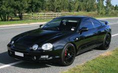 1995 Toyota Celica GT-4 Black on Black