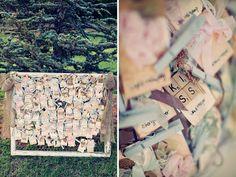 wedding tag favors