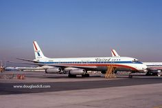 Douglas Aircraft, Air Lines, United Airlines, The Unit