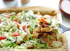 Kapsalon met kip uit de oven | Kookmutsjes Cook Off, Budget Meals, Main Dishes, Food And Drink, Mexican, Chicken, Dinner, Ethnic Recipes, Turks