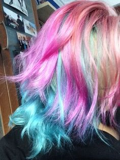 (UPDATED with fade) Manic Panic Cleo Rose and Venus Envy