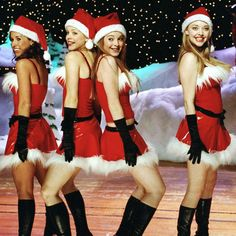 Pin for Later: Our 5 Dream Scenarios For the Mean Girls Reunion