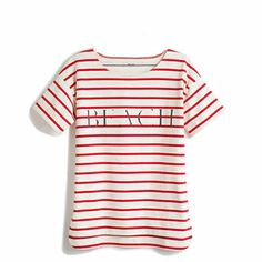 Graphic Beach T-Shirt by Madewell