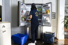 Walmart to launch in-home grocery delivery in three cities starting this fall