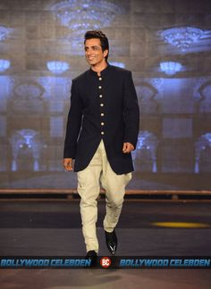 Sonu Sood Indian mens fashion