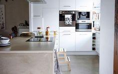 Child-friendly kitchen inspiration and ideas