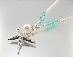 Cape Cod Starfish Necklace