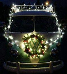 Happy Hippie Christmas ☮️ 🎅