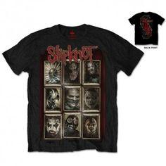 Slipknot: New Masks (tricou)