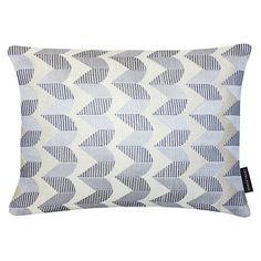 Buy Margo Selby Margate Cushion, Blue Online at johnlewis.com
