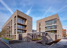Laurieston Transformational Area, Glasgow, by PagePark Architects and Elder and Cannon Architects. Photograph by Andrew Lee