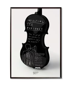 Sinfonia identity design - Nathan Webb design
