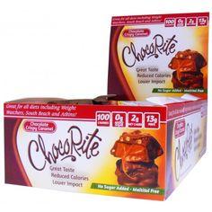 ChocoRite Chocolate Crispy Caramel 16 Count Box