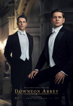 Maggie Smith, Michelle Dockery and More Stars Return to Downton Abbey in Regal Movie Posters Elizabeth Mcgovern, Michelle Dockery, Lady Mary, Downton Abbey Characters, Downton Abbey Costumes, Movie Characters, Adele, Watch Downton Abbey, Downton Abbey Thomas