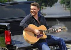 I love this photo! Chris Young talks his first truck; Michael Buble c...