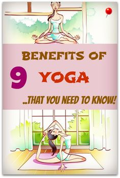 The benefits of yoga are truly endless! Art helps to take control of your mind, body and soul, to harmonize their entire system, to prevent stress & anxiety