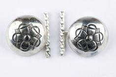 DigitaltMuseum - Knapp Cufflinks, Silver Rings, Accessories, Button, Jewelry, Jewlery, Jewels, Jewerly, Jewelery