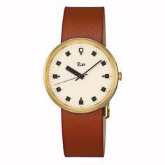 RIKI WATANABE リキワタナベ ポールクロック SEIKO セイコー 腕時計 ユニセックス AKPK407 【送料無料】【代引き手数料無料】:楽天