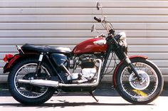 Triumph Tiger 650 | Back