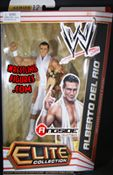 RINGSIDE COLLECTIBLES WWE Toys, Wrestling Action Figures, Jakks Pacific, Classic Superstars Action F: ALBERTO DEL RIO