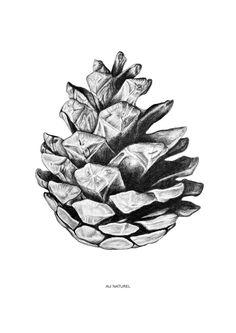 Au Naturel Art Print