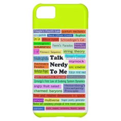 Talk Nerdy to Me iphone case Case For iPhone 5C