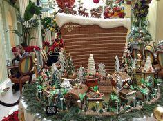 Wynn Buffet - Wynn Las Vegas Gingerbread by JMVegas5866, via Flickr