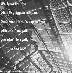 Quote of the Week: Tehya Sky
