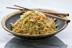 Fried Rice by Curtis Stone. Just add more veggies