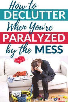 Declutter Home, Declutter Your Life, Declutter Bedroom, Simple Life Hacks, Useful Life Hacks, Home Organization Hacks, Organizing Clutter, Organizing Tips, Organising