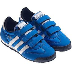 Adidas Dragon Kids Sneakers  Available at http://www.frontrunner.nl/adidas-dragon-cf-c-q20531_blauw-wit_14099.html #FrontRunner #Adidas