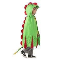 Magic Cabin Dragon Cloak for Childrens Dress Up