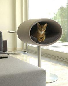 cat bed シンプルでかっこいい猫ベッド