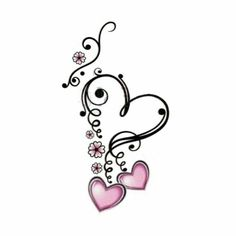 Would be a cute tattoo - Best Tattoos - body art Tattoos With Kids Names, Tattoos For Daughters, Small Tattoos, Tattoos For Childrens Names, Mother And Daughter Tatoos, Infinity Tattoos, Wrist Tattoos, Body Art Tattoos, Love Symbol Tattoos