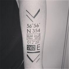 #coordinatetattoo #tattoo