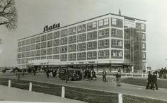Bata East Tilbury Community House ca.1937 (later Bata Hotel) #batashoes