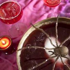 Ponche de bruja para Halloween @ allrecipes.com.mx