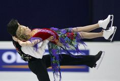 Kaitlyn Weaver and Andrew Poje (Photo by Chung Sung-Jun/Getty Images)