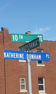 Katherine Dunham Place (Museum is housed here)