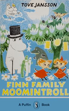 The book that launched a licensing empire, Tove Jansson's Trollkarlens hatt, 1948