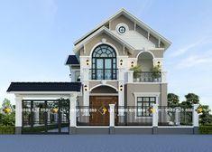 BIỆT THỰ 2 TẦNG MÃ SỐ BT2-031 - Công ty cổ phần tư vấn kiến trúc xây dựng Nhà Phương Đông